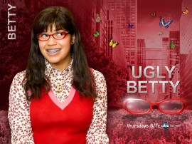 Papel de parede Ugly Betty – Betty