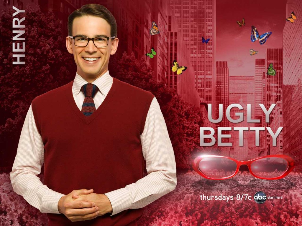 Papel de parede Ugly Betty – Henry para download gratuito. Use no computador pc, mac, macbook, celular, smartphone, iPhone, onde quiser!