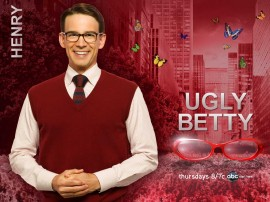 Papel de parede Ugly Betty – Henry