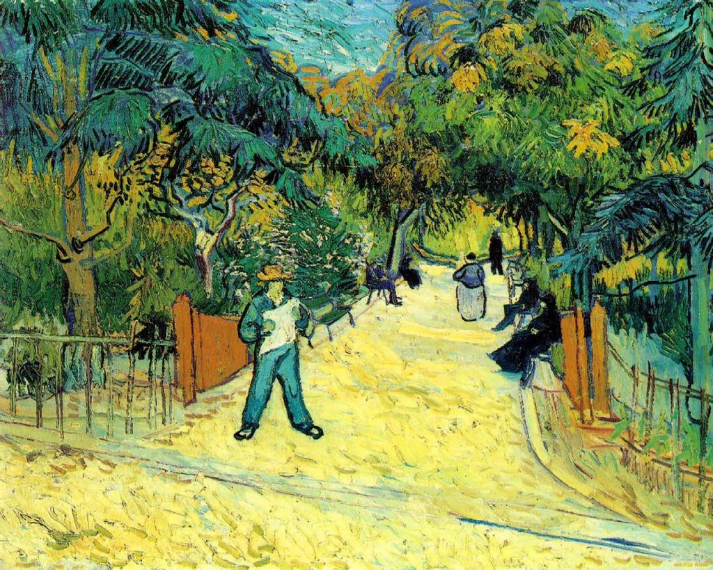 Papel de parede Van Gogh – Gênio Louco para download gratuito. Use no computador pc, mac, macbook, celular, smartphone, iPhone, onde quiser!