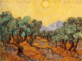 Papel de parede Van Gogh – Ícone da Arte