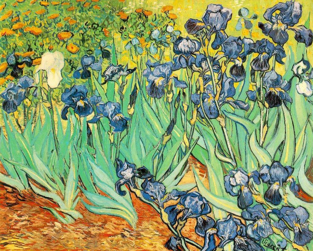 Papel de parede Van Gogh – Arte para download gratuito. Use no computador pc, mac, macbook, celular, smartphone, iPhone, onde quiser!