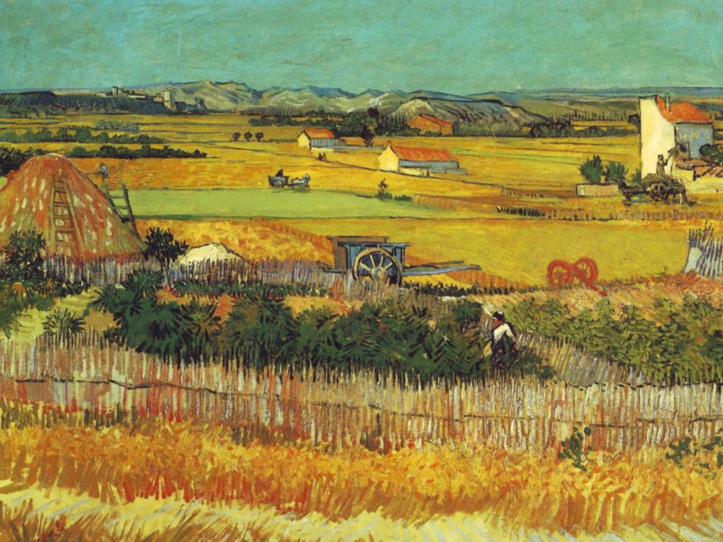 Papel de parede Van Gogh – Pintor para download gratuito. Use no computador pc, mac, macbook, celular, smartphone, iPhone, onde quiser!