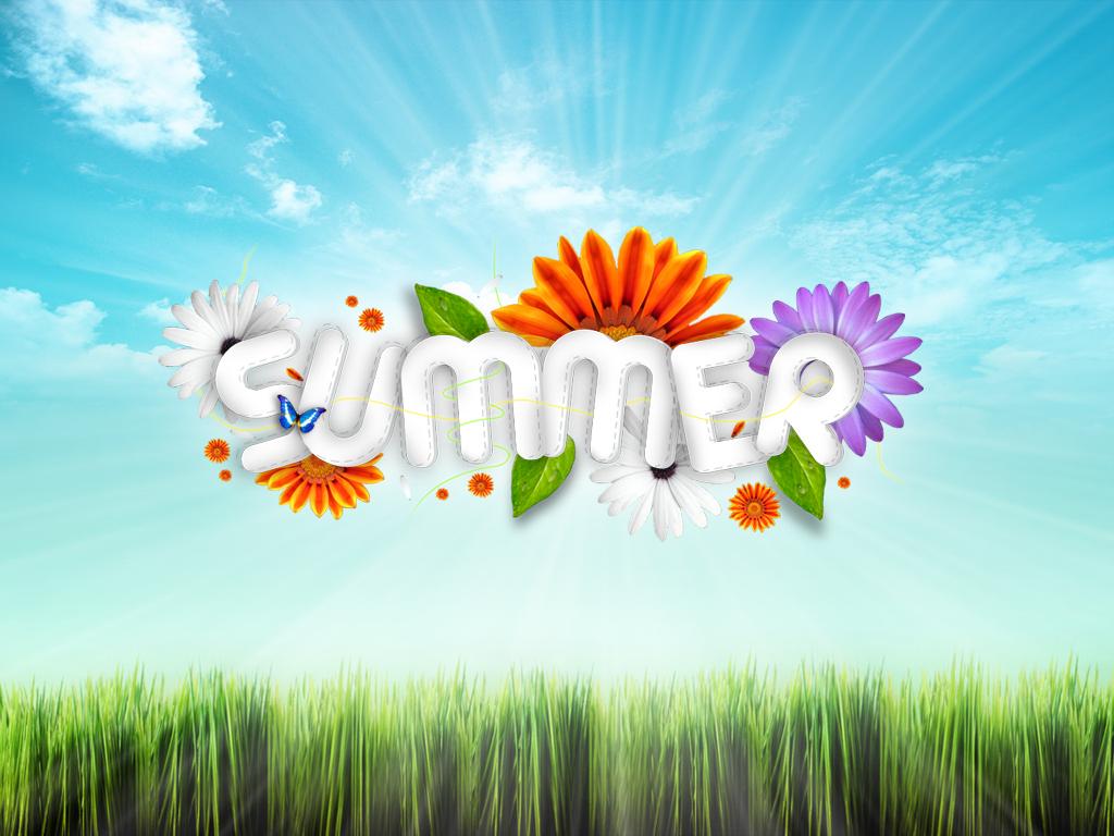Papel de parede Verão Florido para download gratuito. Use no computador pc, mac, macbook, celular, smartphone, iPhone, onde quiser!