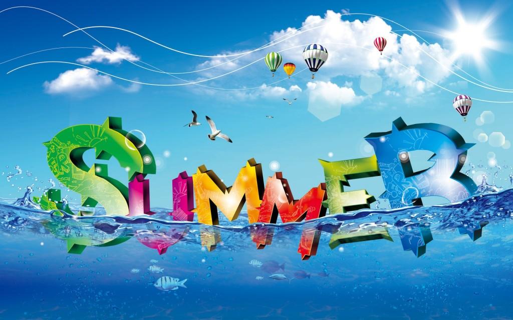 Papel de parede Verão na Água para download gratuito. Use no computador pc, mac, macbook, celular, smartphone, iPhone, onde quiser!