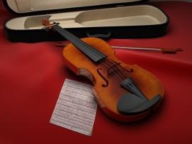 Papel de parede Violino – Belíssimo