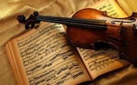 Papel de parede Violino – Sublime