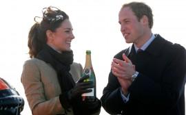 Papel de parede William e Kate – Celebração