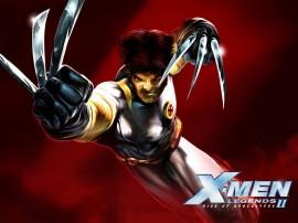 Papel de parede Wolverine – X-Men