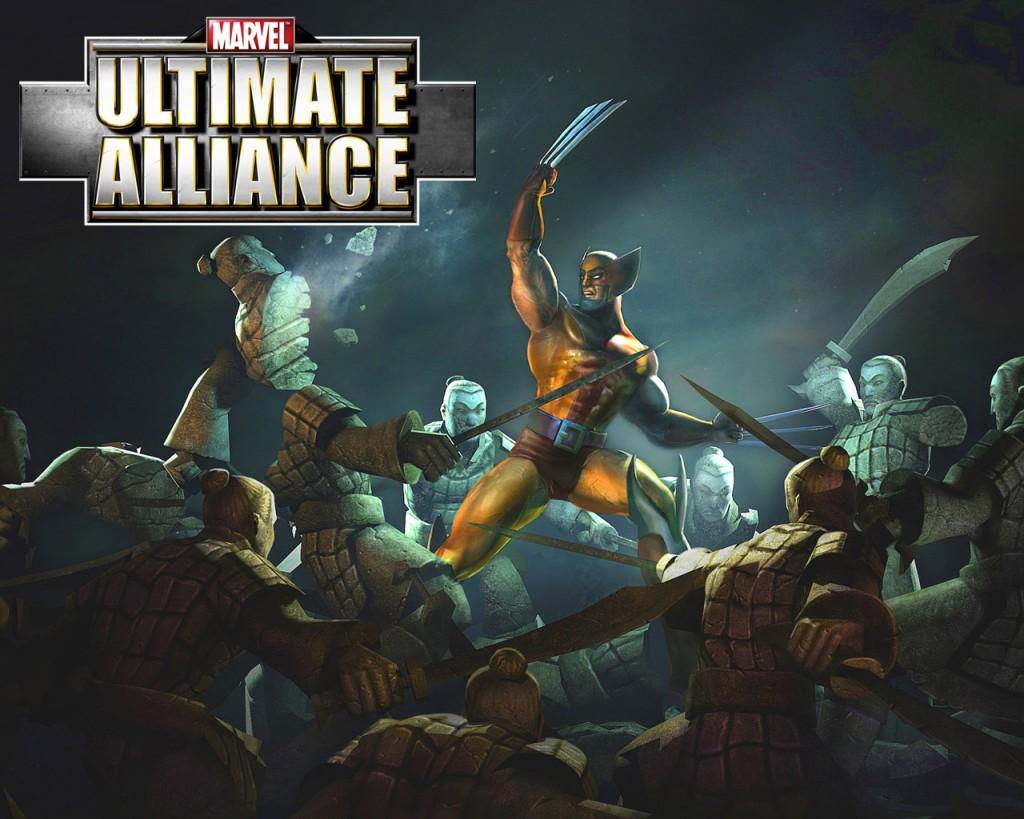 Papel de parede Wolverine – Ultimate Aliance para download gratuito. Use no computador pc, mac, macbook, celular, smartphone, iPhone, onde quiser!