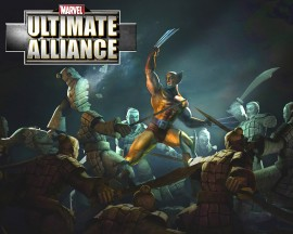 Papel de parede Wolverine – Ultimate Aliance
