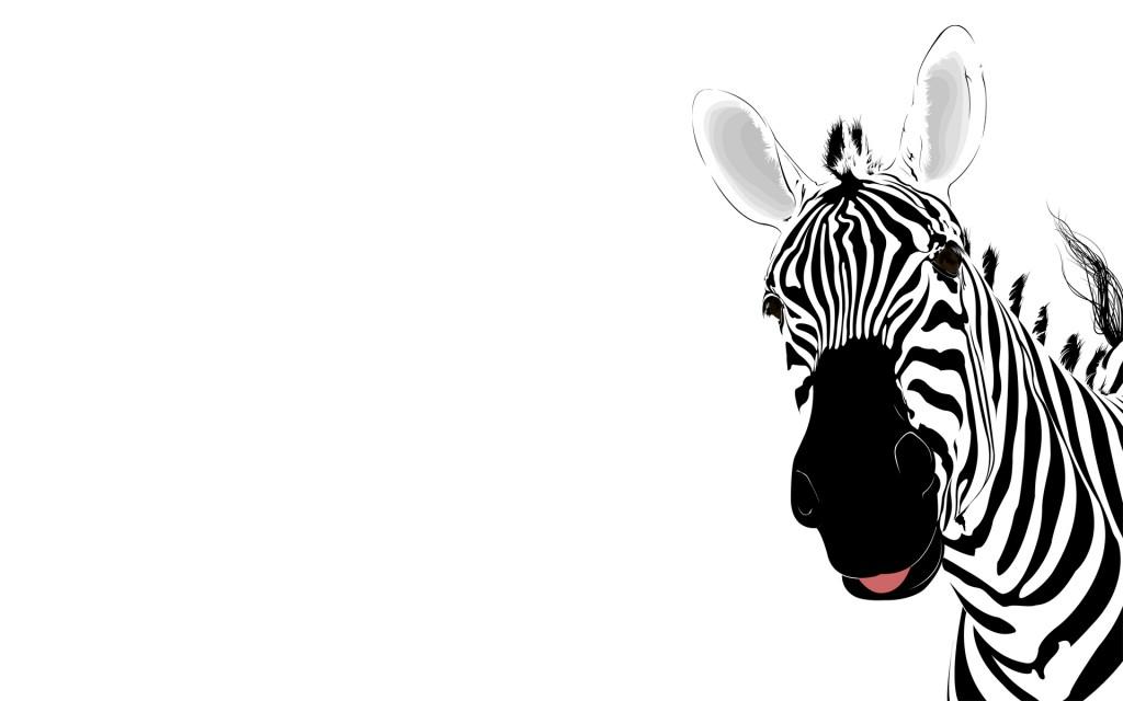 Papel de parede Zebra em Arte Gráfica para download gratuito. Use no computador pc, mac, macbook, celular, smartphone, iPhone, onde quiser!