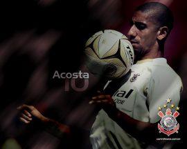 Papel de parede Corinthians Acosta