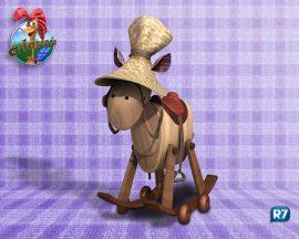 Papel de parede A Fazenda – Cavalo