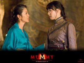 Papel de parede A Múmia – Tumba do Imperador Dragão #6
