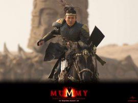 Papel de parede A Múmia – Tumba do Imperador Dragão #9