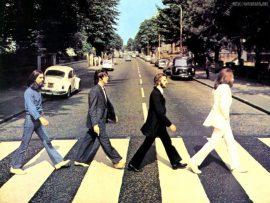 Papel de parede Abbey Road