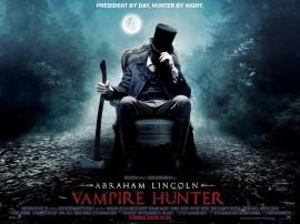 Papel de parede Abraham Lincoln – Caçador de Vampiros