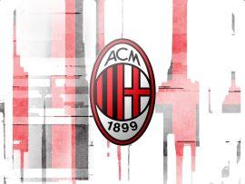 Papel de parede AC Milan – escudo