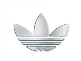 Papel de parede Adidas – Símbolo