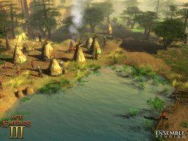 Papel de parede Age of Empires III #3