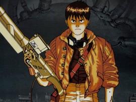 Papel de parede Akira: Mangá