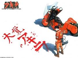 Papel de parede Akira: Mangá Japonês