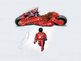 Papel de parede Akira: A Moto