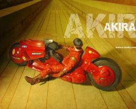 Papel de parede Akira: Animação