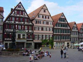 Papel de parede Alemanha – Casas