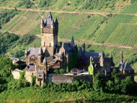 Papel de parede Alemanha – Castelo