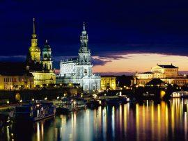 Papel de parede Alemanha – Cidade Iluminada