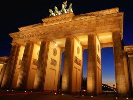 Papel de parede Alemanha – Portão de Brandemburgo