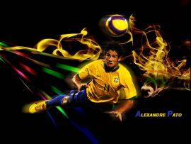 Papel de parede Alexandre Pato – Brasil