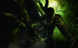 Papel de parede Alien