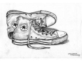 Papel de parede All Star – Desenho