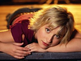 Papel de parede Allison Mack – Smallville