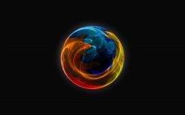Papel de parede Alma do Firefox