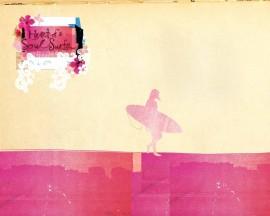 Papel de parede Alma de Surfista