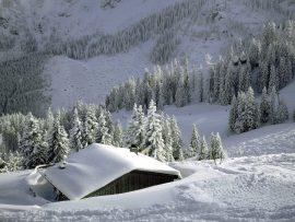 Papel de parede Alpes Bávaros