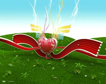 Papel de parede Amor de Primaveira para download gratuito. Use no computador pc, mac, macbook, celular, smartphone, iPhone, onde quiser!