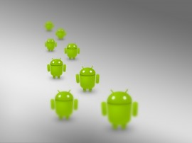 Papel de parede Android Em Fila