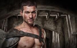 Papel de parede Andy Whitfield – Spartacus