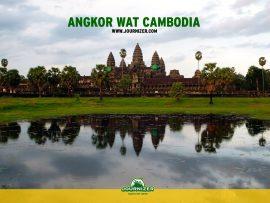 Papel de parede Angkor Wat Cambodia
