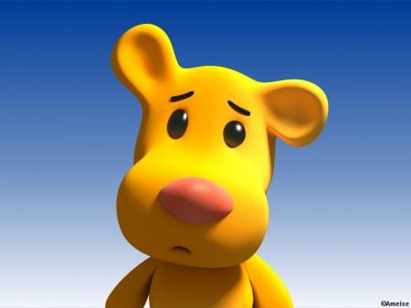 Papel de parede Animação de Cachorro em 3D para download gratuito. Use no computador pc, mac, macbook, celular, smartphone, iPhone, onde quiser!