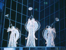 Papel de parede Anjos de Natal – NY