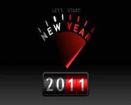 Papel de parede Ano Novo à Mil