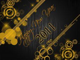 Papel de parede Ano Novo de Paz