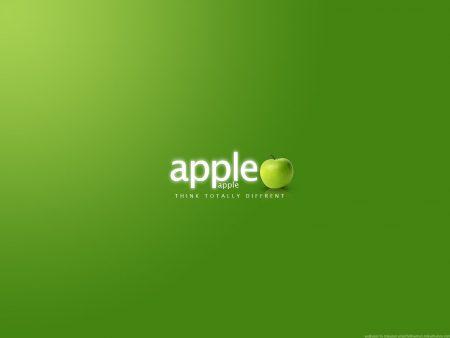 Papel de parede Apple Background Verde para download gratuito. Use no computador pc, mac, macbook, celular, smartphone, iPhone, onde quiser!