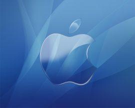Papel de parede Apple Desk